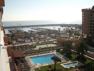 Sunny studio with marina view - Fuengirola vacation rentals
