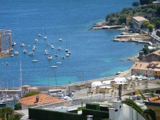 Large 3-room  apartment with splendid sea-view - Villefranche-sur-Mer vacation rentals