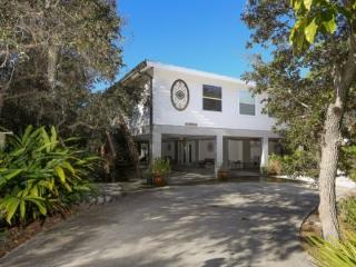 Key West style beach house with pool, walk to beach - South Florida vacation rentals