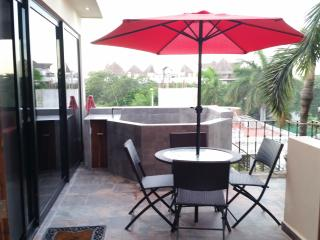 Loft Luxury Playa Del Carmen Whit Private Deck & J - Playa del Carmen vacation rentals