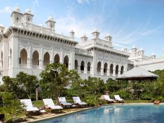 Royal Fitness Retreat at the Taj Falaknuma Palace - Hyderabad vacation rentals