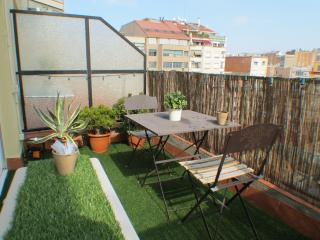 Barcelona4Seasons-Modern and elegant with terrace - Barcelona vacation rentals