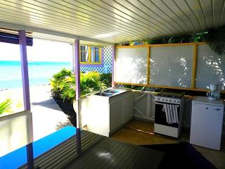 studio cook 's beach - Maharepa vacation rentals