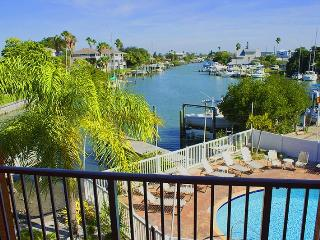 Beautiful water view condo at the Skyline Resort - Madeira Beach vacation rentals