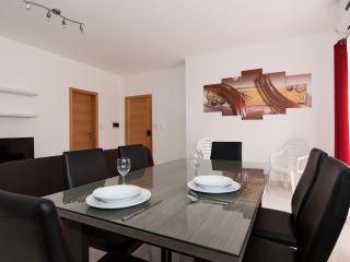 Qawra / Bugibba New -Bright and Spacious apartment - Qawra vacation rentals