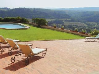 Bright 8 bedroom San Casciano in Val di Pesa Villa with Internet Access - San Casciano in Val di Pesa vacation rentals