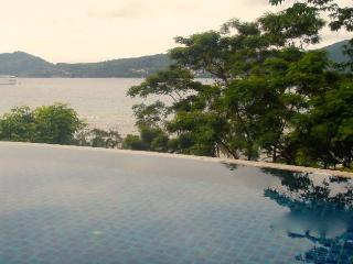 Atika Villas villa 6 oceanfront serviced poolvilla - Patong vacation rentals