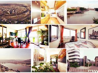 1800 sqft    Duplex  Overlooking Paris great locat - Paris vacation rentals
