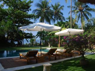 2BR Beachfront Villa / SPA / Wild Beach / Diving - Singaraja vacation rentals