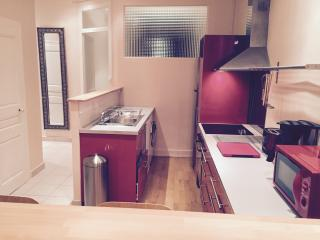 Nice Condo with Internet Access and Dishwasher - Villeurbanne vacation rentals