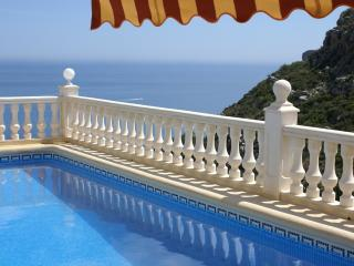 Fabulous Sea & Mountain Views, 5 Star Villa with Heated Pool - Moraira vacation rentals