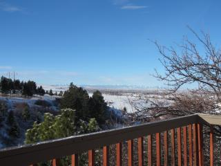 Country apt with views and trails, 2 miles from downtown - Bozeman vacation rentals