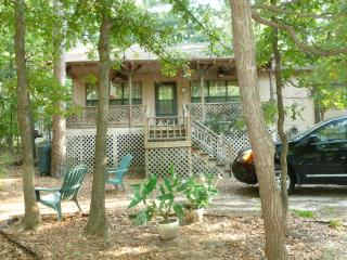 Cabin Rental In East Texas Piney Woods-Holly Lake - Pittsburg vacation rentals