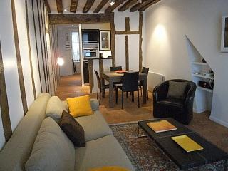2 bedrooms - Saint Sulpice -canettes - Paris vacation rentals