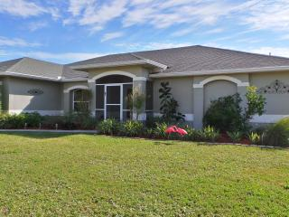 Beautiful Vacation Home with solar heated pool - Cape Coral vacation rentals