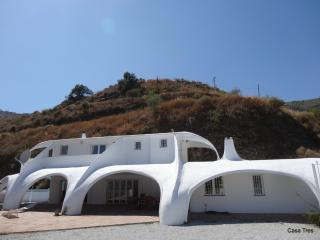 Unique Mountain Villa with Sea and Mountain Views - Arenas vacation rentals