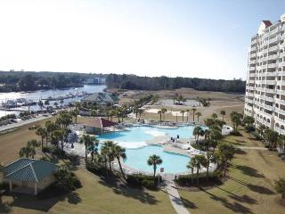 Yacht Club Villas #2-703 - North Myrtle Beach vacation rentals
