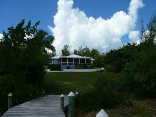 Water Front Dock on  White Sound Green Turtle Cay - Green Turtle Cay vacation rentals