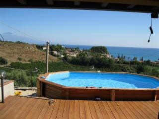 """Holiday """" Villa Panorama""""  near the sea. - Brucoli vacation rentals"""