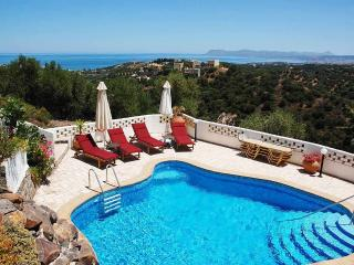 Perfect Villa with Deck and Internet Access - Chania Prefecture vacation rentals