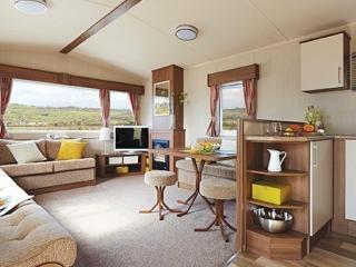 2 bedroom Caravan/mobile home with Deck in Bucks Cross - Bucks Cross vacation rentals