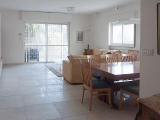 LIGHT FILLED 3 BDR / 2 BTHRM KOSHER APT - SLEEPS 6 - Jerusalem vacation rentals