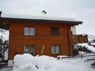 Bright 4 bedroom Sedrun Apartment with Internet Access - Sedrun vacation rentals