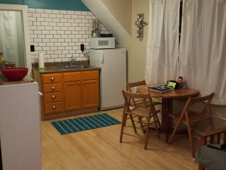 Cozy loft apartment just minutes from Downtown - Indiana vacation rentals