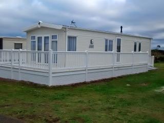 Barron Sands Luxury 2 bed caravan at Silver Sands - Lossiemouth vacation rentals