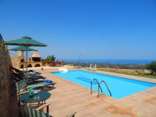 Michail Villa I, unique sea views, great location! - Skouloufia vacation rentals