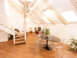 Kozna Loft 5BR, 3BA Penthouse Old Town apartment - Prague vacation rentals