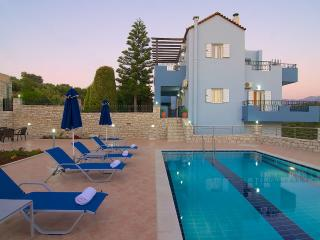 Blue Villa II, private pool and garden! - Rethymnon vacation rentals