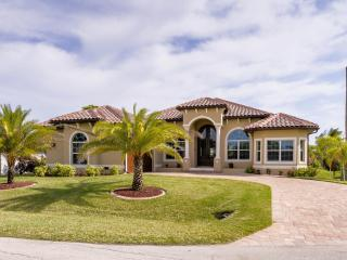 New Luxury House Aruba with 42' long Pool and Spa - Cape Coral vacation rentals