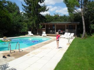 Lovely 2 bedroom Gite in Sauze-Vaussais with Internet Access - Sauze-Vaussais vacation rentals