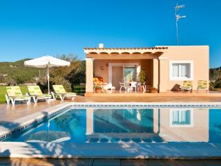 2 bedroom House with A/C in Sant Jordi - Sant Jordi vacation rentals