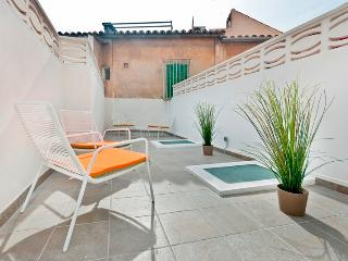 Stunning house with patio in Santa Catalina, Palma - Palma de Mallorca vacation rentals