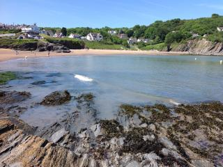Beautiful Cottage with Deck and Internet Access - Aberporth vacation rentals