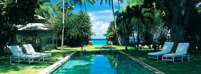 SPECIAL OFFER: Barbados Villa 145 Enjoy The Coral Reef With Excellent Snorkelling. - Saint Peter vacation rentals