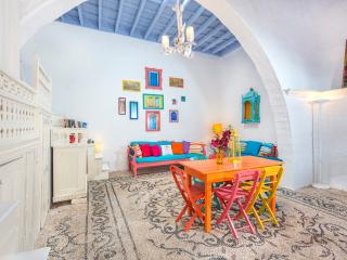 Gremos House, cute stonebuilt house w. roof terrace - Rhodes vacation rentals