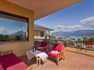 PANORAMIC VIEW I FAGGI APARTMENT - Stresa vacation rentals