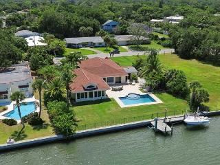 Spacious Sarasota Water Front Pool Home W/ Dock - Siesta Key vacation rentals