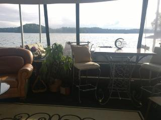 Lake Lanier Houseboat with Full Lake Access - Buford vacation rentals