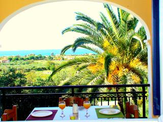 Natural Blue Green 2 bedroom Apartment - Corfu vacation rentals