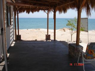 Baja beachfront bungalow-your paradise awaits you! - San Felipe vacation rentals
