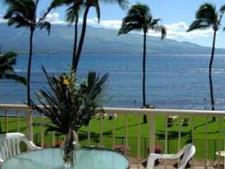 Maalaea Kai oceanfront central air sleeps up to 6 - Maalaea vacation rentals