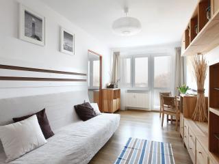 Cozy 2 bedroom Condo in Sopot with Internet Access - Sopot vacation rentals