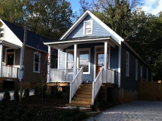 Cozy 1BR Shotgun House Downtown - Raleigh vacation rentals
