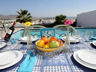 Villa Ocean View with private heated pool - Playa Blanca vacation rentals