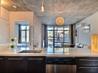 New building on Bishop and Ste Catherine - Quebec vacation rentals