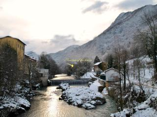 Summer rustic house by the river Idrica - Tolmin vacation rentals